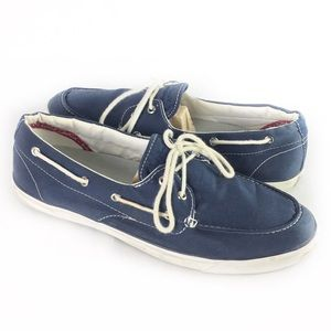 JACK PURCELL CONVERSE | boat shoes navy canvas 13